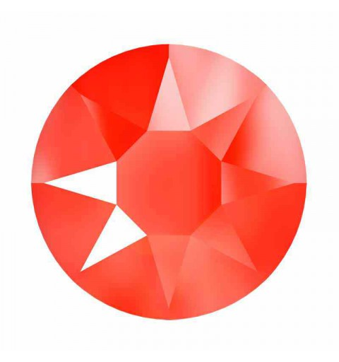 2078 SS34 Crystal Electric Orange HFT SWAROVSKI Стразы