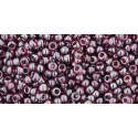 TR-11-115 Transparent-Lustered Amethyst TOHO Seed Beads