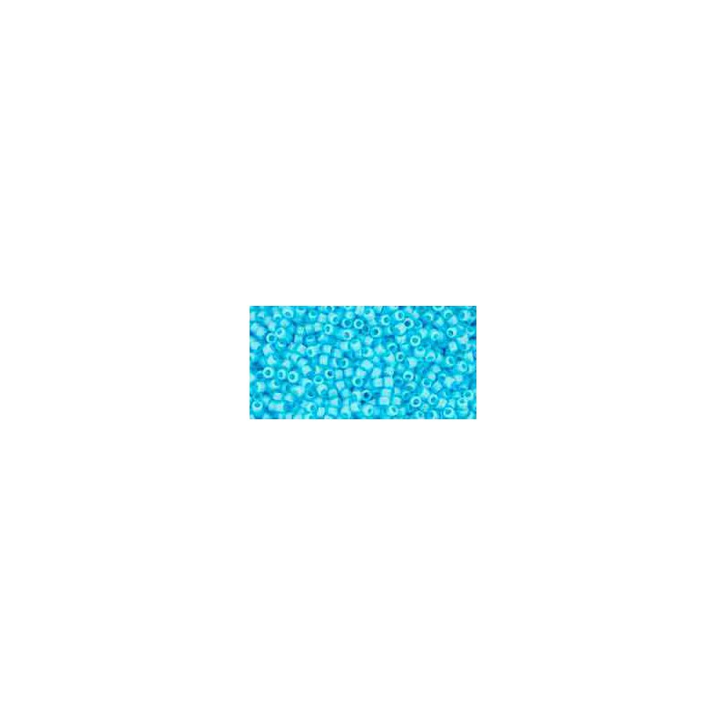 TR-15-43 Opaque Blue Turquoise TOHO Perles de Rocailles