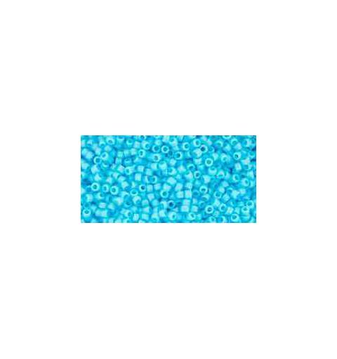 TR-15-43 Opaque Blue Turquoise ТОХО Бисер