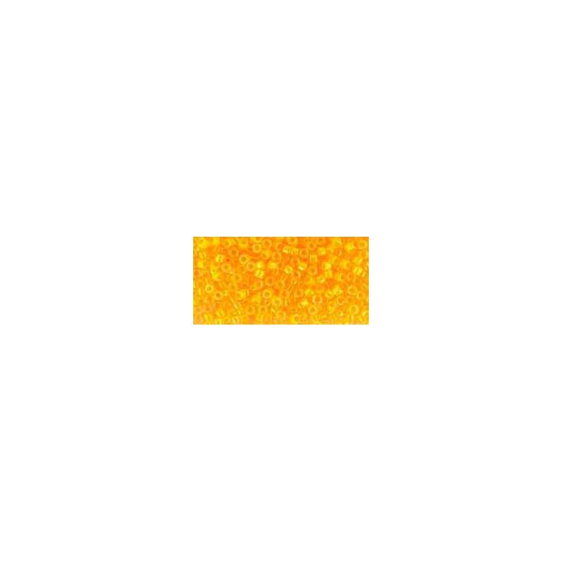 TT-01-801 Luminous Neon Tangerine TOHO Treasures de Rocailles