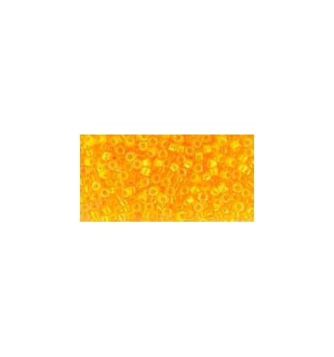 TT-01-801 Luminous Neon Tangerine ТОХО Трэжерс Бисер