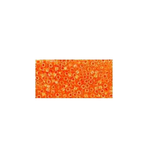 TT-01-803 Luminous Neon Salmon ТОХО Трэжерс Бисер