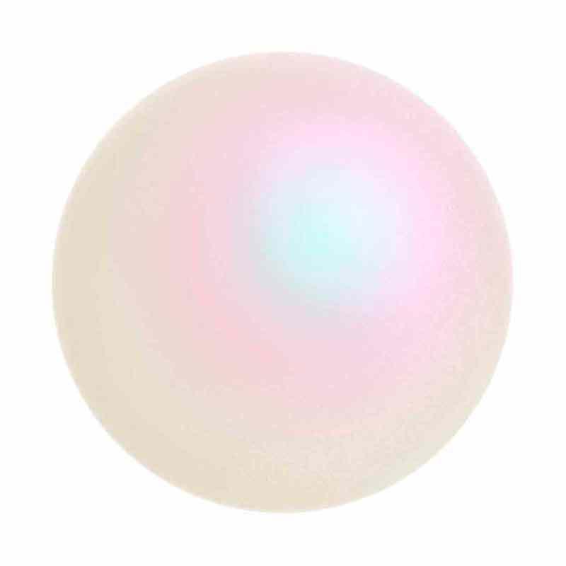 2MM Pearlescent White Kristalli Pyöreä Helmi 5810 SWAROVSKI