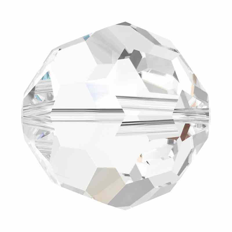 6MM Cristal (001) 5000 Perle Ronde SWAROVSKI