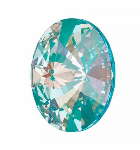 12MM Crystal Laguna DeLite 1122 Rivoli SWAROVSKI