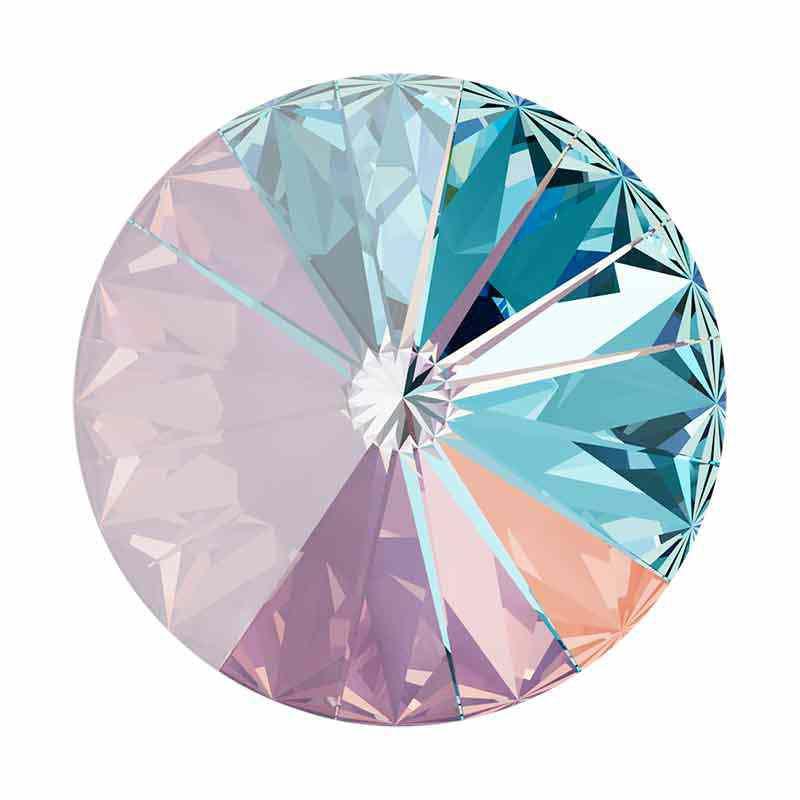 12MM Crystal Lavender DeLite 1122 Rivoli SWAROVSKI