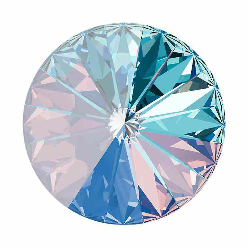 14MM Crystal Ocean DeLite 1122 Rivoli SWAROVSKI