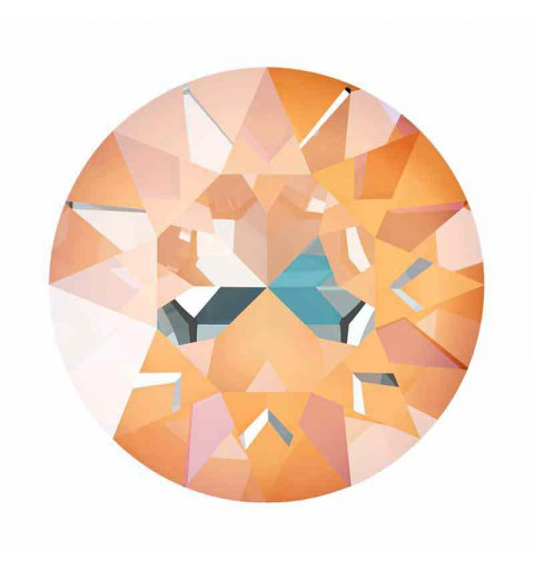SS39 (~8.25mm) Crystal Peach DeLite 1088 XIRIUS Chaton SWAROVSKI