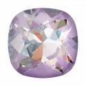 10mm Crystal Lavender DeLite Padjakujuline Ruudune Ehte Kristall 4470 Swarovski