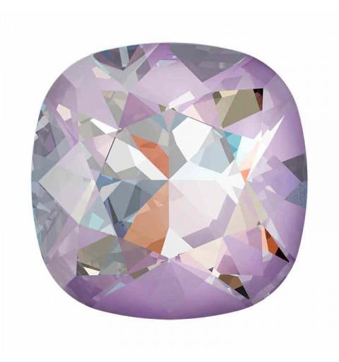 10mm Crystal Lavender DeLite Cushion Square Fancy Stone 4470 Swarovski