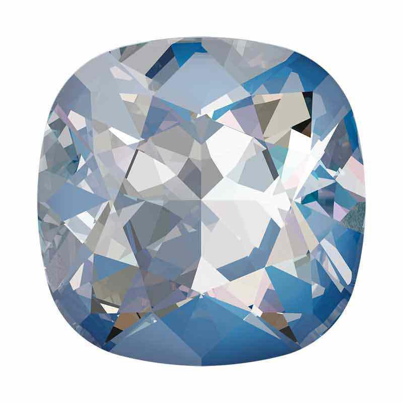 10mm Crystal Ocean DeLite Подушкообразный Квадратный Кристалл 4470 Swarovski