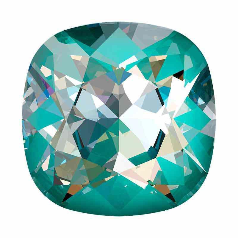 12mm Crystal Laguna DeLite Padjakujuline Ruudune Ehte Kristall 4470 Swarovski