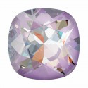 12mm Crystal Lavender DeLite Cushion Square Fancy Stone 4470 Swarovski