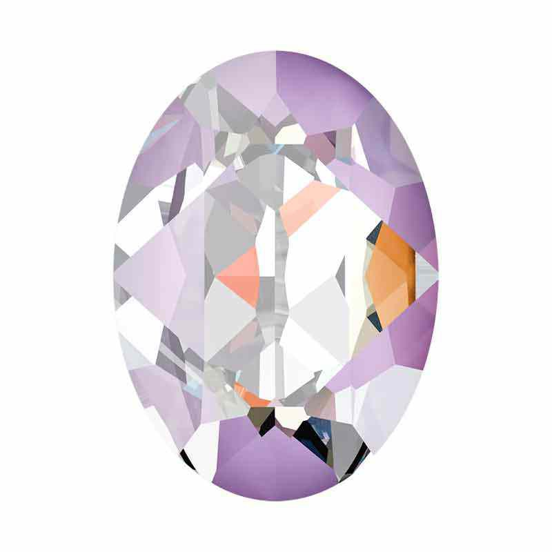 14x10mm Lavender DeLite Oval Ehete Kristall 4120 Swarovski