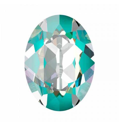 18x13mm Laguna DeLite Oval Ehete Kristall 4120 Swarovski