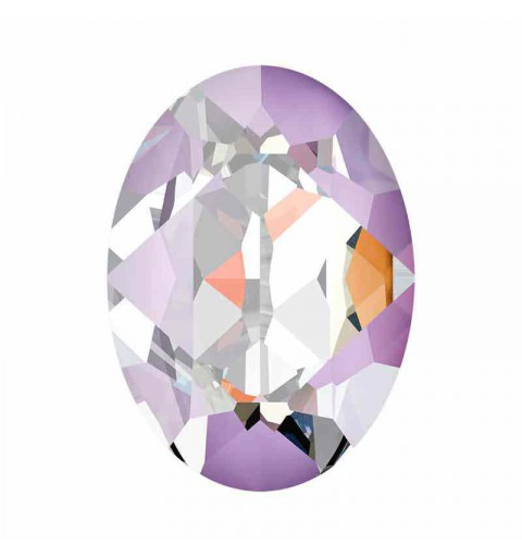 18x13mm Lavender DeLite Oval Fancy Stone 4120 Swarovski