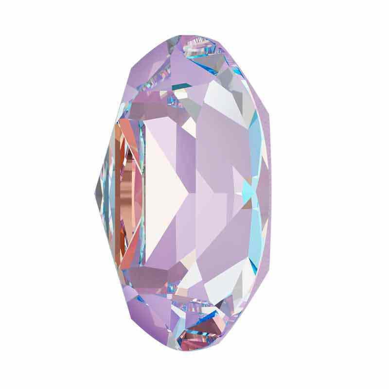 18x13mm Lavender DeLite Oval Fancy Stone 4120 Swarovski