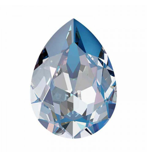 18x13mm Ocean DeLite Pear-Shaped Fancy Stone 4320 Swarovski Crystal