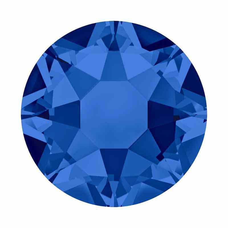 2078 SS16 Capri Blue HF SWAROVSKI Rhinestones