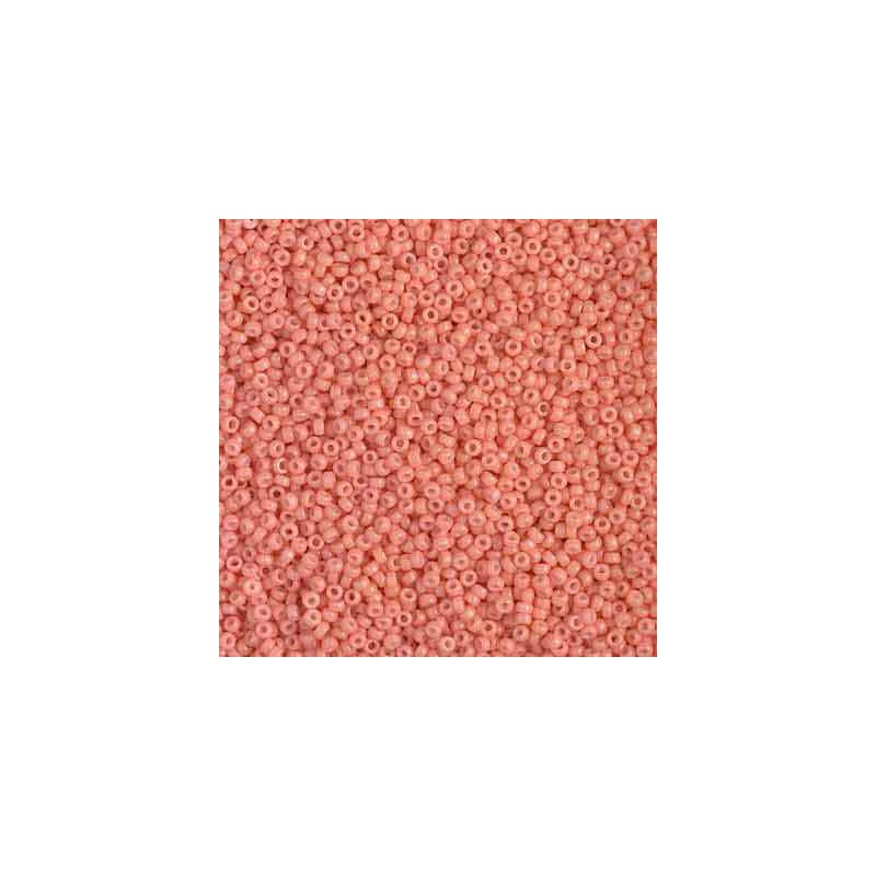 RR-15-4462 Duracoat Opaque Dark Salmon Miyuki Rond Rocailles 15/0
