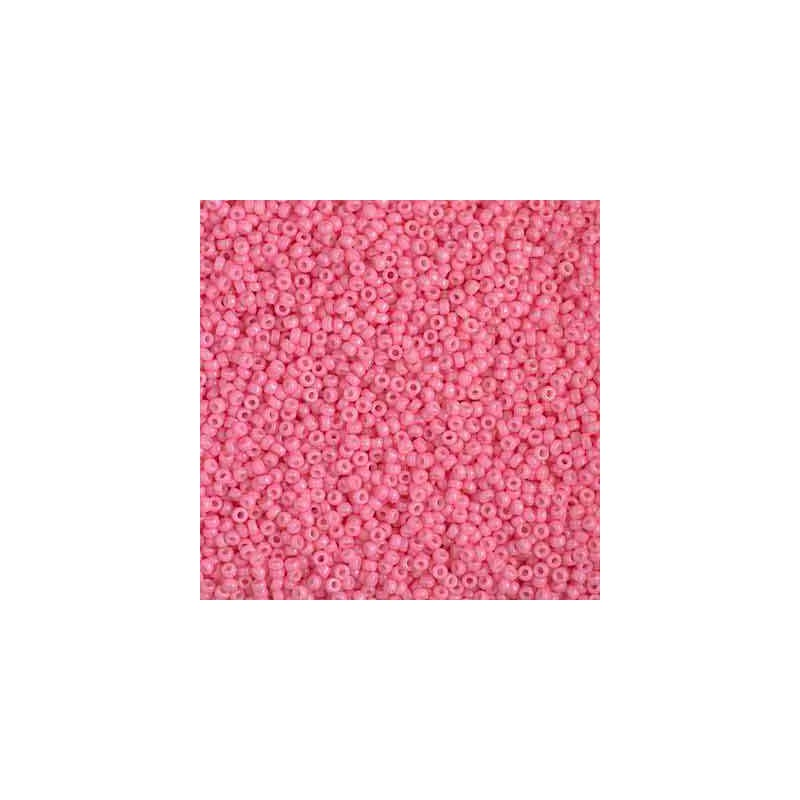 RR-15-4467 Duracoat Opaque Carnation Miyuki Rond Rocailles 15/0