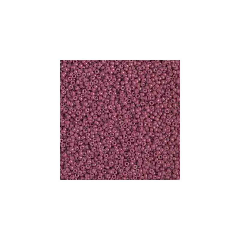RR-15-4468 Duracoat Opaque Violet Miyuki Rond Rocailles 15/0