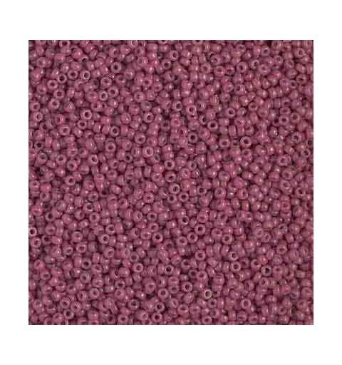 RR-15-4468 Duracoat Opaque Violet Miyuki Ümmargused Seemnehelmed 15/0