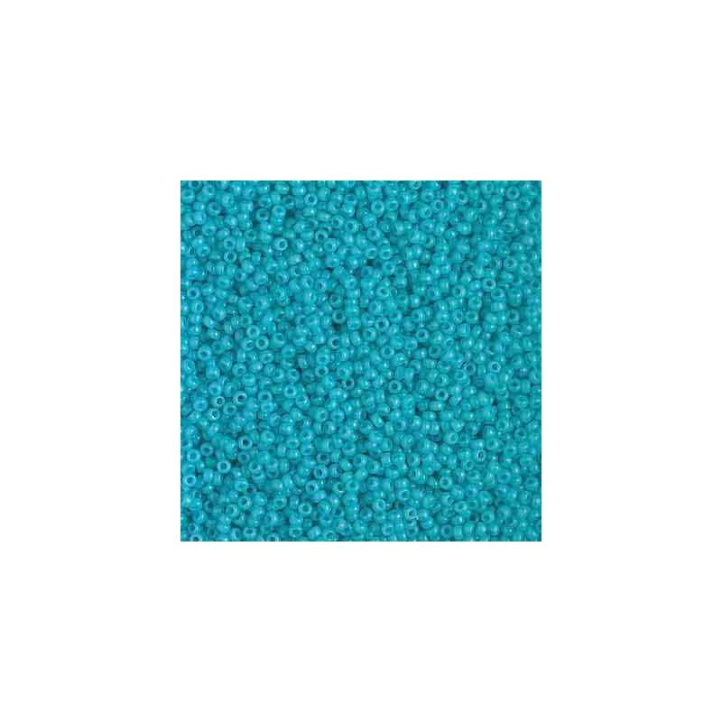 RR-15-4480 Duracoat Opaque Ocean Blue Miyuki Rond Rocailles 15/0
