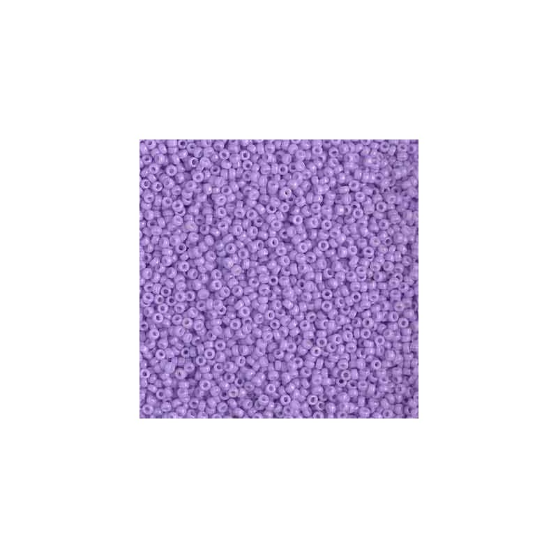 RR-15-4488 Duracoat Opaque Pale Purple Miyuki Ümmargused Seemnehelmed 15/0