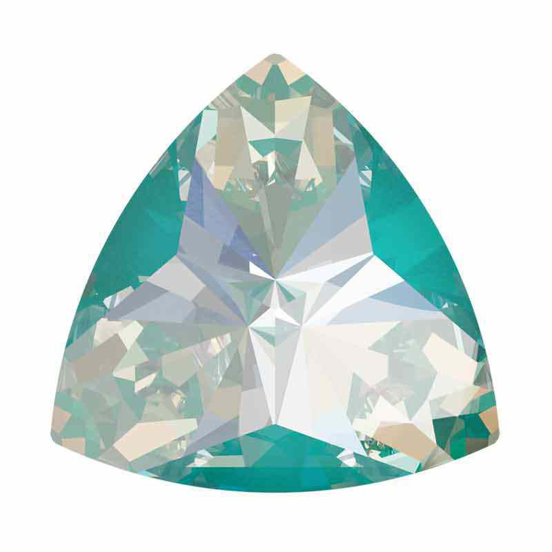 9.2x9.4mm Laguna DeLite Kaleidoscope Triangle 4799 Swarovski