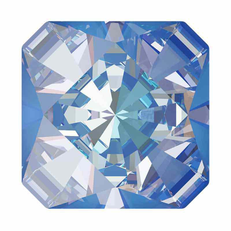 10mm Ocean DeLite Kaleidoscope Square 4499 Swarovski