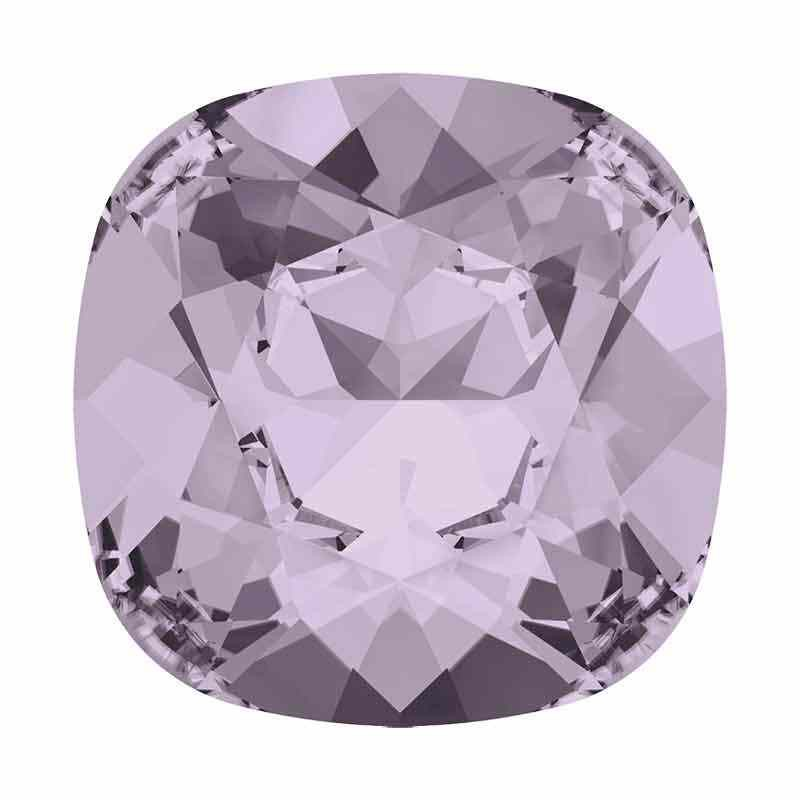 12mm Smoky Mauve F Cushion Square Fancy Stone 4470 Swarovski