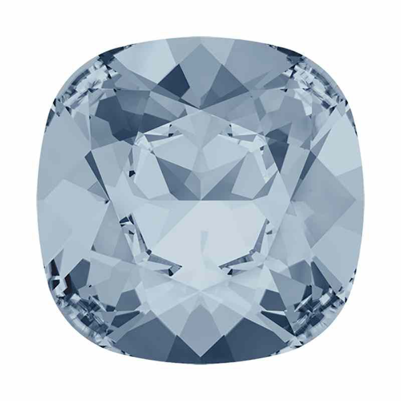 10mm Blue Shade F Cushion Square Fancy Stone 4470 Swarovski