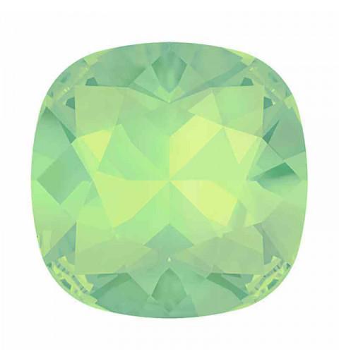 12mm Chrysolite Opal F Padjakujuline Ruudune Ehte Kristall 4470 Swarovski