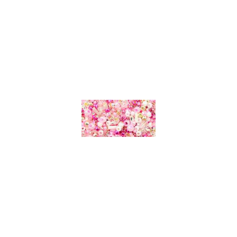TX-01-3214 Sakura-Cherry Mix TOHO Seed Beads