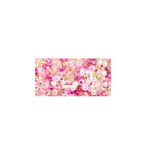 TX-01-3214 Sakura-Cherry Микс ТОХО Бисер