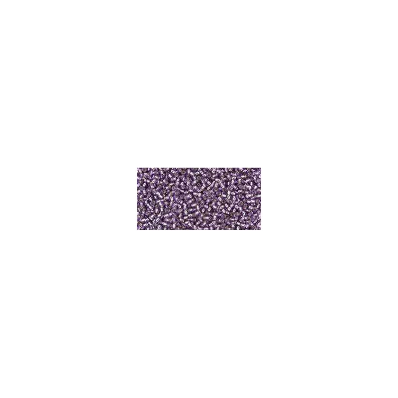 TR-11-39 Silver-Lined Tanzanite TOHO Seed Beads