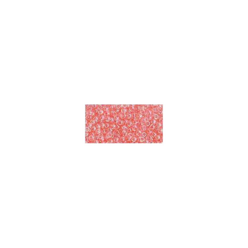 TR-11-290 Transparent-Lustered Rose TOHO Seemnehelmed