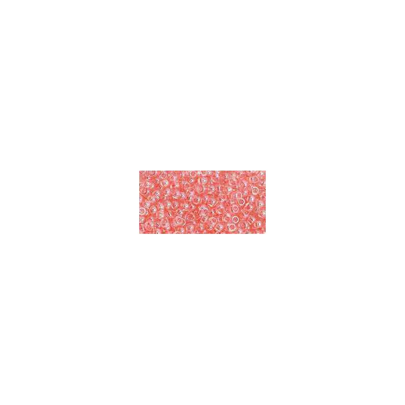 TR-11-290 Transparent-Lustered Rose TOHO Seed Beads