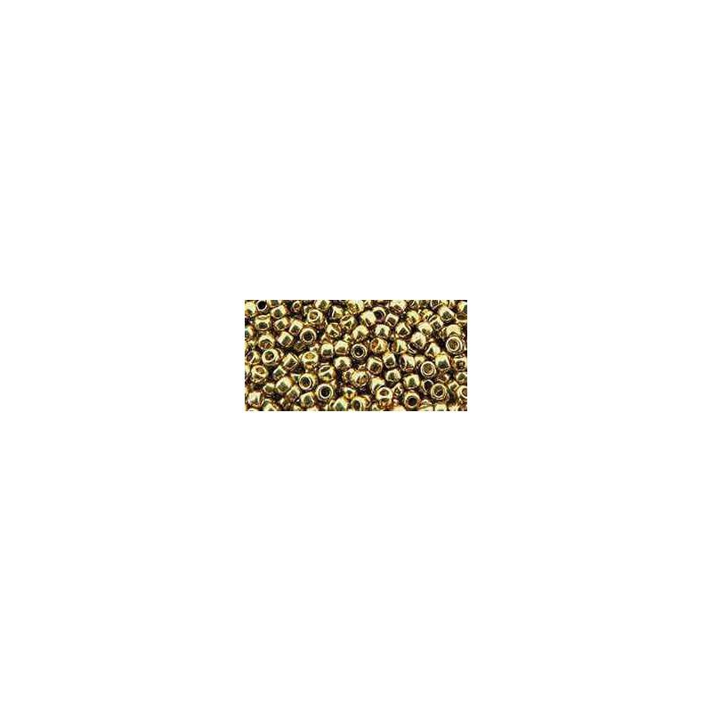TR-11-PF592 Permafinish - Galvanized Golden Fleece TOHO Seemnehelmed