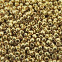 TR-11-PF592 Permafinish - Galvanized Golden Fleece TOHO Seed Beads