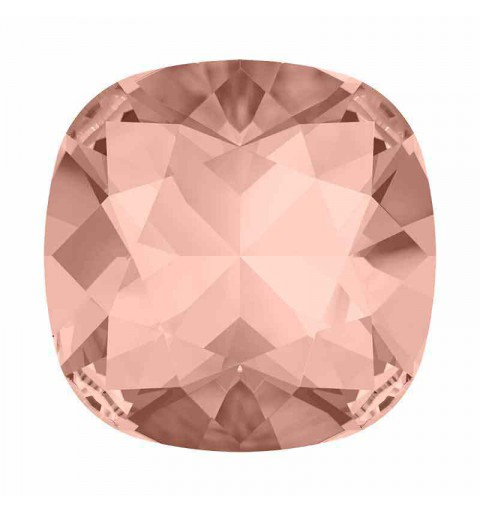 10mm Vintage Rose F Cushion Square Fancy Stone 4470 Swarovski