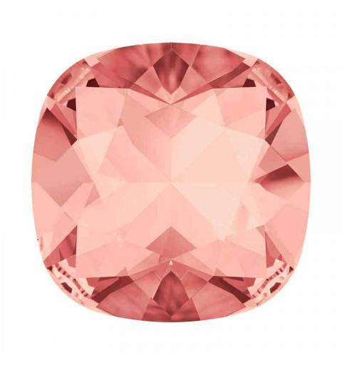 10mm Rose Peach F le Coussin Fancy Cristal 4470 de Swarovski