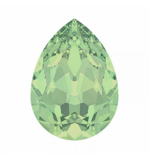 14x10mm Chrysolite Opal F Pear-Shaped Fancy Stone 4320 Swarovski Crystal