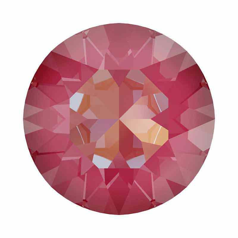 SS39 (~8.25mm) Lotus Pink DeLite 1088 XIRIUS Chaton SWAROVSKI