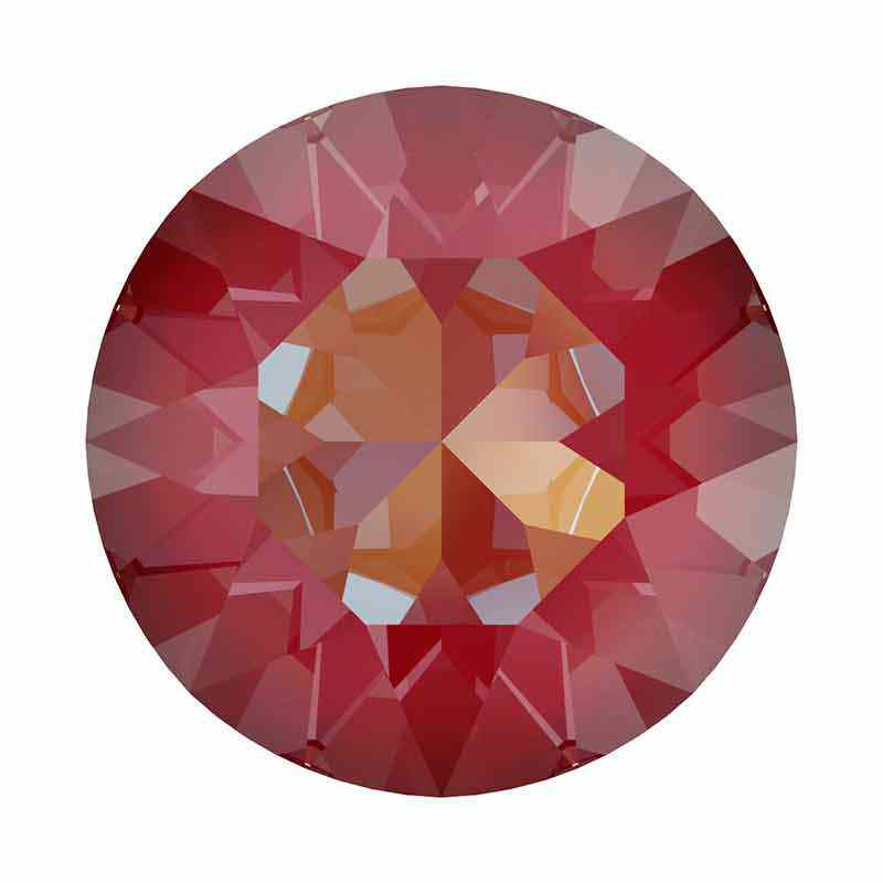 SS39 (~8.25mm) Royal Red DeLite 1088 XIRIUS Chaton SWAROVSKI