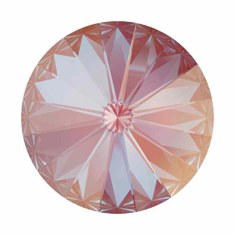 12MM Lotus Pink DeLite 1122 Rivoli SWAROVSKI
