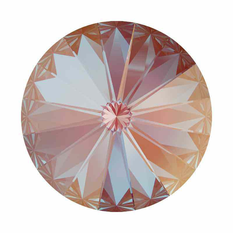 14MM Royal Red DeLite 1122 Rivoli SWAROVSKI