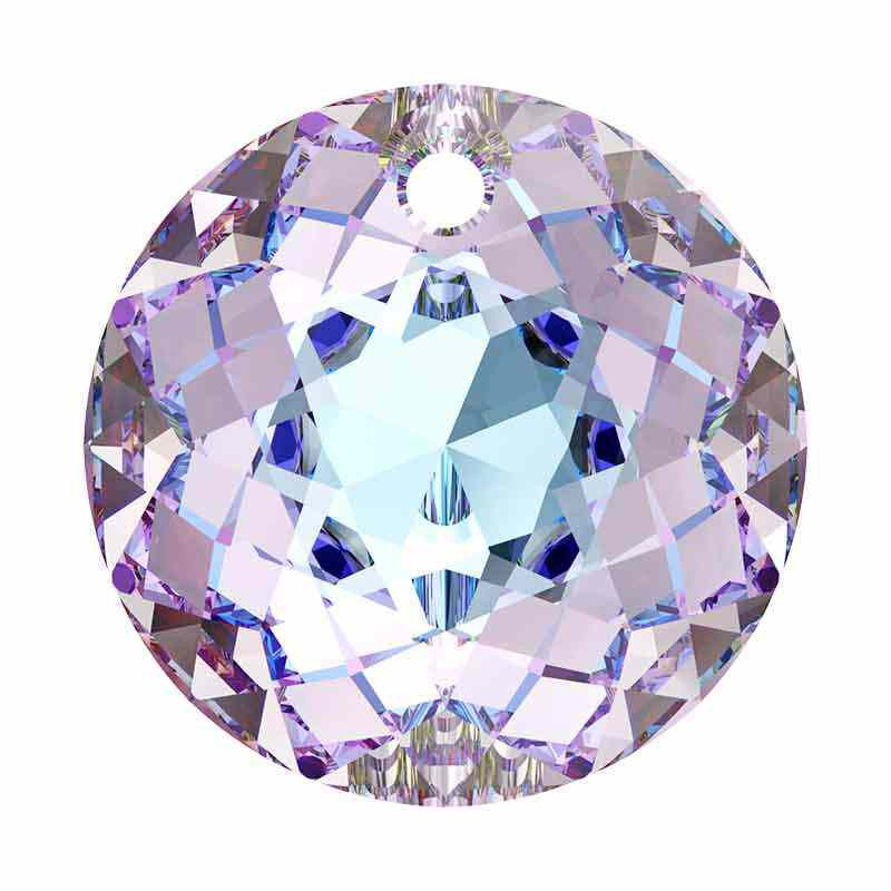 14MM Vitrail Light Classic Cut Pendant 6430 SWAROVSKI